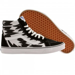 Vans x Eley Kishimoto Men Sk8-Hi Reissue (white / black)