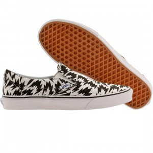 Vans x Eley Kishimoto Men Classic Slip-On (white / black)