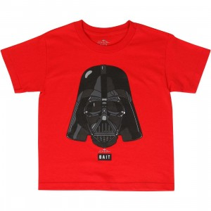 BAIT x David Flores Vader Youth Tee (red)