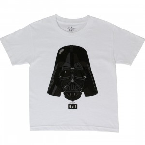 BAIT x David Flores Vader Youth Tee (white)