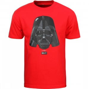 BAIT x David Flores Men Vader Tee (red)