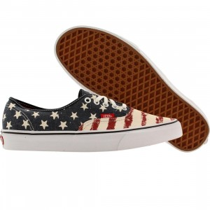 Vans Men Authentic - Americana (blue / dress blues)