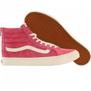 Vans Men Sk8-Hi Slim Zip - Scotchguard (pink)