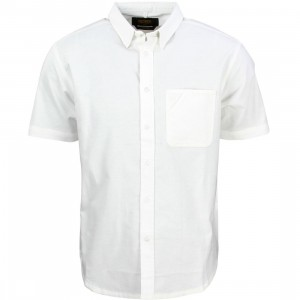 10 Deep Redtail Short Sleeve Shirt (white)