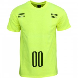 10 Deep Penalty Tee (green / neon)