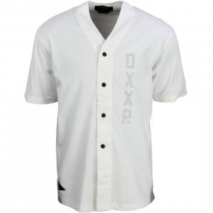 10 Deep Dtown Mesh Jersey Shirt (white)