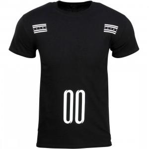 10 Deep Penalty Tee (black)