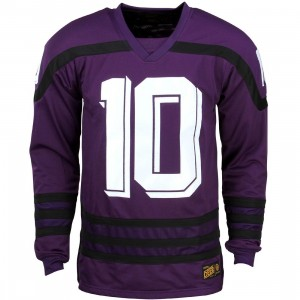 10 Deep Bazik Jersey Shirt (purple)