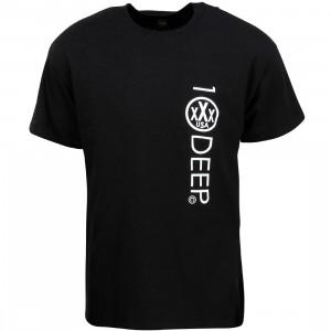10 Deep Integral Logo Tee (black)