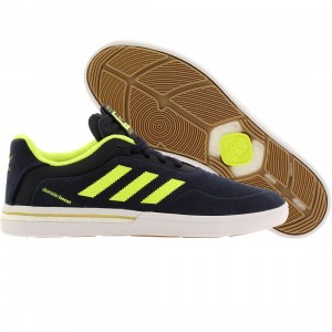 Adidas Skate Men Dorado Adv Boost (navy / solar yellow / running white)