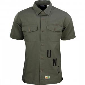 Undefeated Men Exile BDU Short Sleeve Shirt (olive)