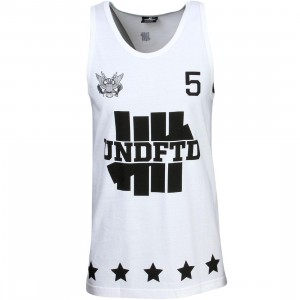 Undefeated Men 5Er Tank Top (white)