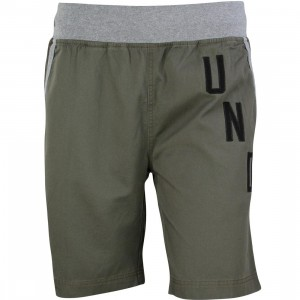 Undefeated Men Exile Shorts (olive)