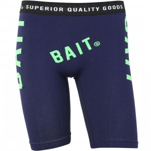 BAIT Men Playmaker Premium Boxer (blue / green) 1S
