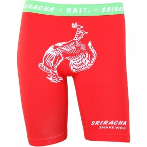 BAIT x Sriracha Men Premium Boxer (red)
