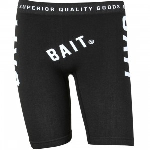 BAIT Men Playmaker Premium Boxer (black / white)