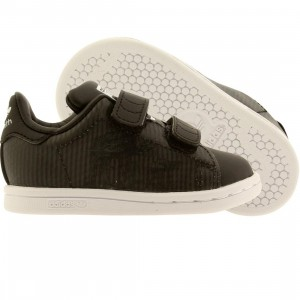 Adidas Toddlers Stan Smith AT-AT CF (black)