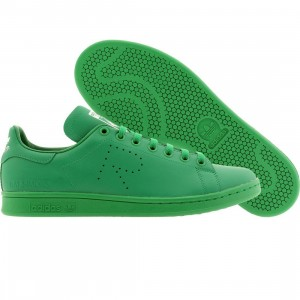 Adidas x Raf Simons Men Stan Smith (green / ftw white / green)