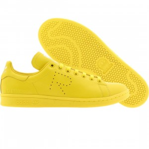 Adidas x Raf Simons Men Stan Smith (yellow / ftw white / yellow)