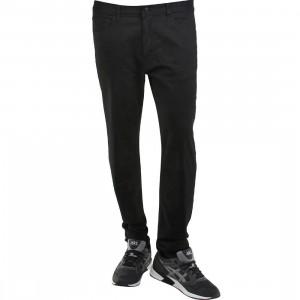 BAIT Basic Taper Jeans (black)