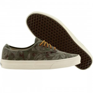 Vans Men Authentic Ca Floral Camo (olive / olive night)