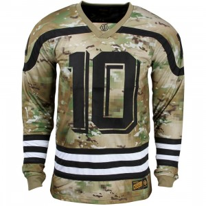 10 Deep Men Bazik Jersey Shirt (camo / digital)