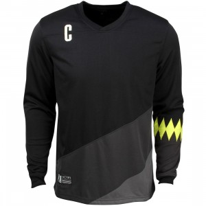 10 Deep Men Type 3 Hockey Jersey (black)