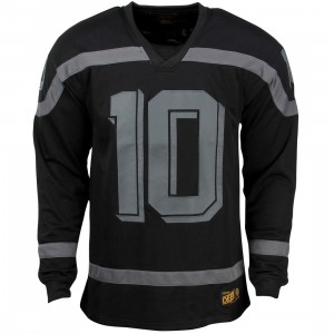 10 Deep Men Bruiser Mesh Jersey Shirt (black)