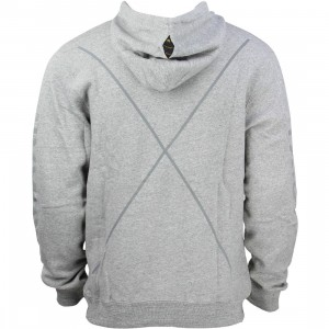 10 Deep Men Boxed Out Hoody (gray / marble)