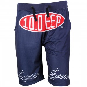 10 Deep Men Speedway Mesh Shorts (navy)