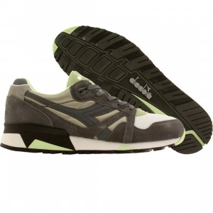 Diadora Men N9000 NYL (gray / castle rock)
