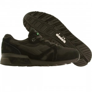 Diadora Men N9000 NYL (black)