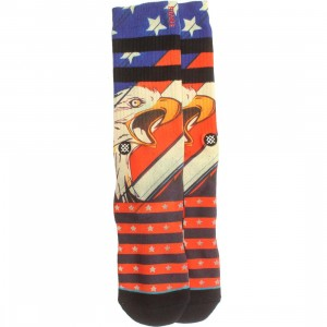 Stance Talon Socks (white)