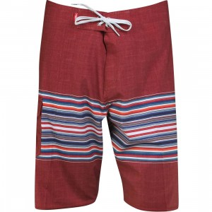 Vans Off The Wall 21 Boardshort (burgundy / ruby wine)