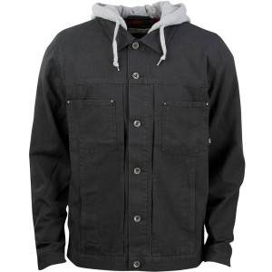 Vans Men Calpine Jacket (black / pirate)