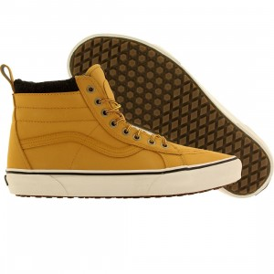 Vans Men Sk8-Hi MTE (tan / honey / leather)