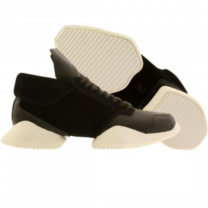 Adidas x Rick Owens Men Runner (black / ro milk)