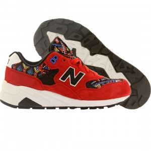 New Balance Women 580 Capsule Considered Chaos (red / black)