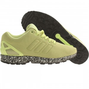 Adidas Men ZX Flux (yellow / frozen yellow / core black)