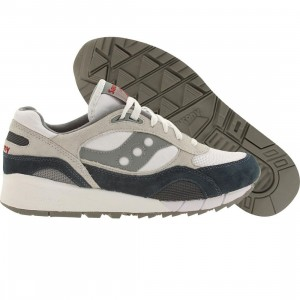 Saucony Men Shadow 6000 - Elite Injection Pack (white / blue)