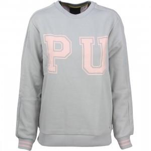 Puma x Vashtie Women Crew Sweater (gray)