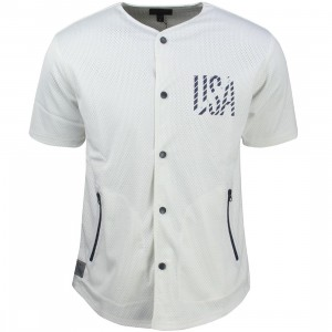 10 Deep Men Doubleplay Jersey (white)
