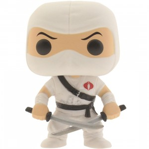 BAIT x Funko POP TV GI Joe Figure - Storm Shadow (white)