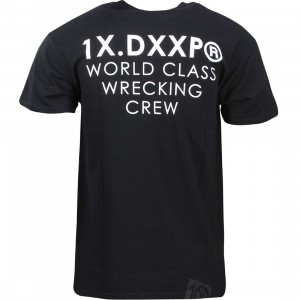 10 Deep Wrecking Crew Tee (black)