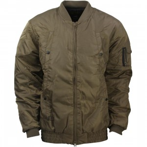 10 Deep Maverick Aviator Jacket (olive / olive drab)