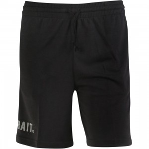 BAIT 3M Fitted Basketball Shorts (black)