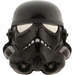 BAIT x Star Wars x EFX Collectibles Shadow Stormtrooper Helmet (black)