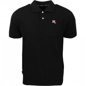 BAIT x Street Fighter Akuma Polo Shirt (black)