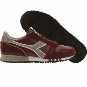 Diadora Men Titan Leather LS (purple / advent violet)