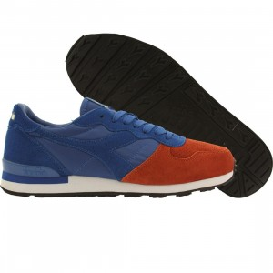 Diadora Men Camaro Double (blue / brown)